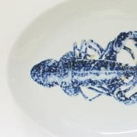 Lobster Oval Platter | Iona Buchanan